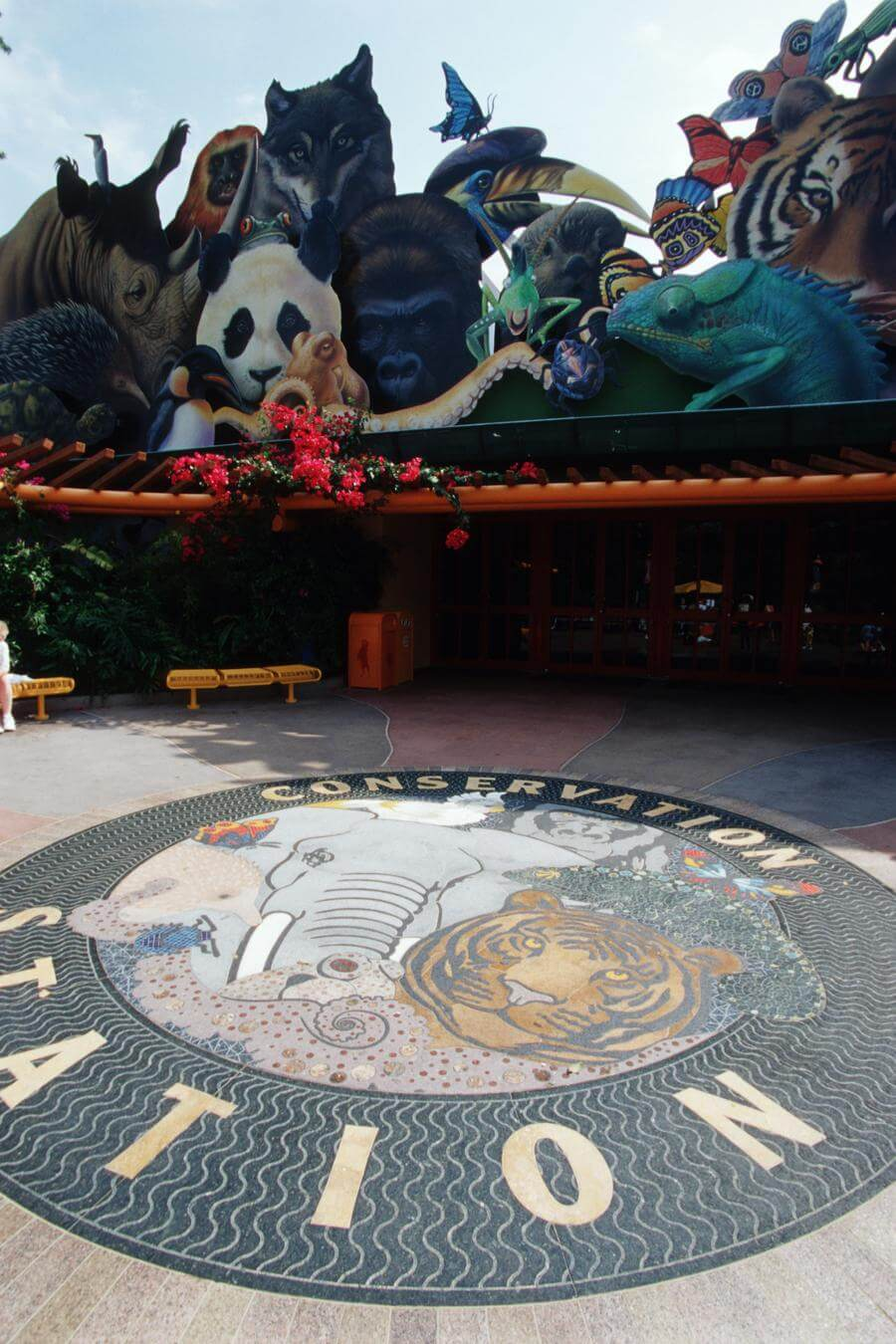 Conservation Station® Attraction
